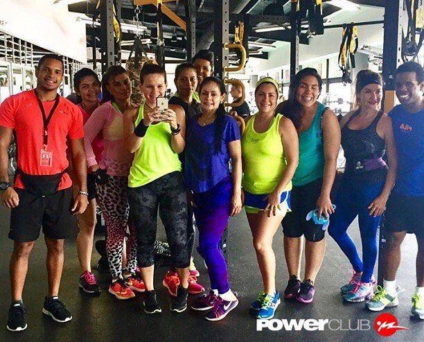 #Repost @crikrohn @powerclubpanama Espectacular mañana en  #BrisasDelGolf #YoEntrenoEnPowerClub  súper complacida con este maravilloso grupo! #hapiness #fit4ever #fit4lyfe #gocris #goodvibes #beyourself