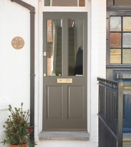 Howdens Richmond M External Doors Glazed External Doors External Hardwood Doors