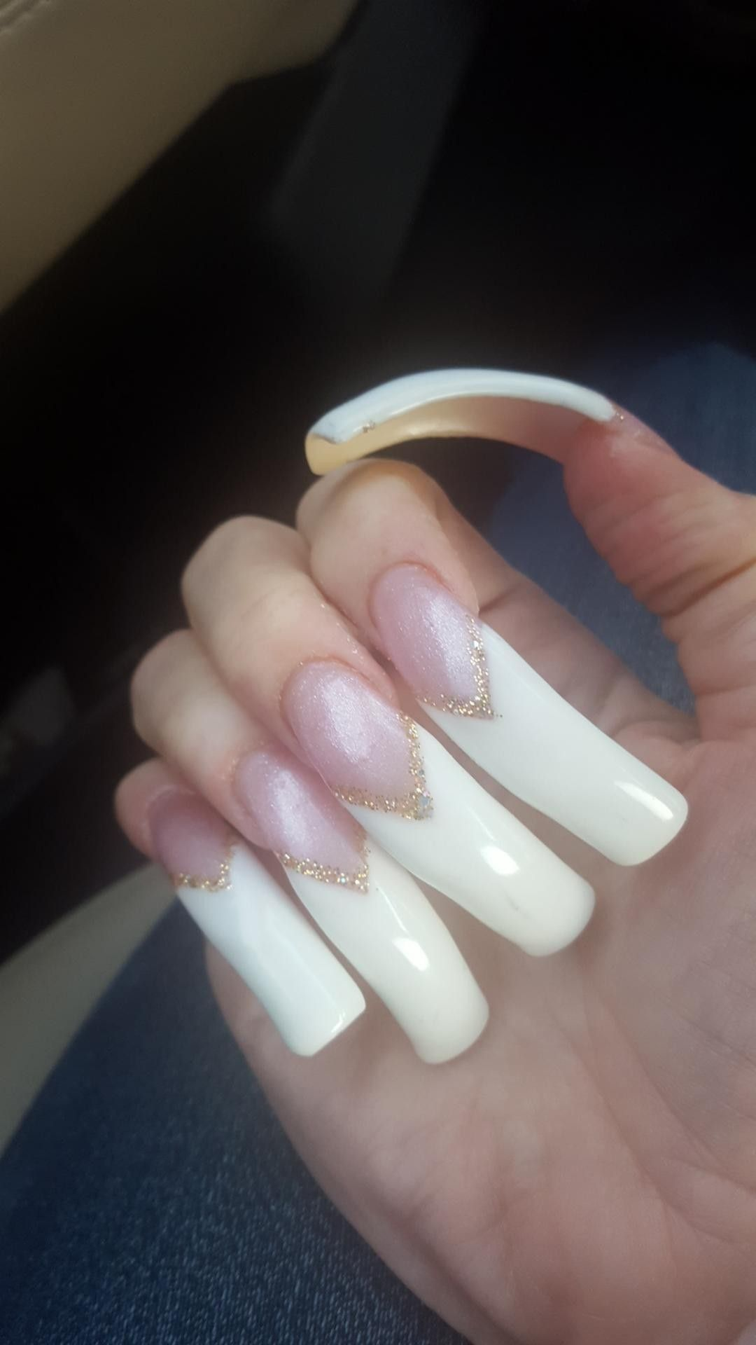 Pin By Arrkangel On Curved Nails Curved Nails Long Fingernails Long Nails