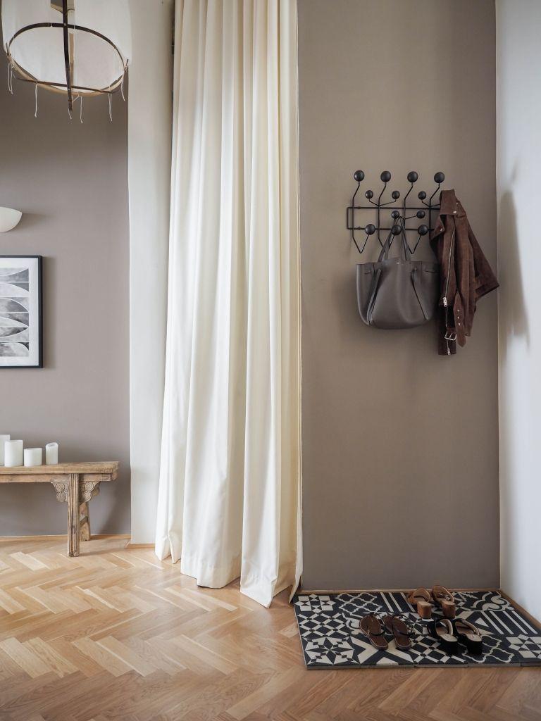 Schoner Wohnen Farbkollektion Architects Finest Farbton Chelsea Walk Schonerwohnen In 2020 Living Room Colors