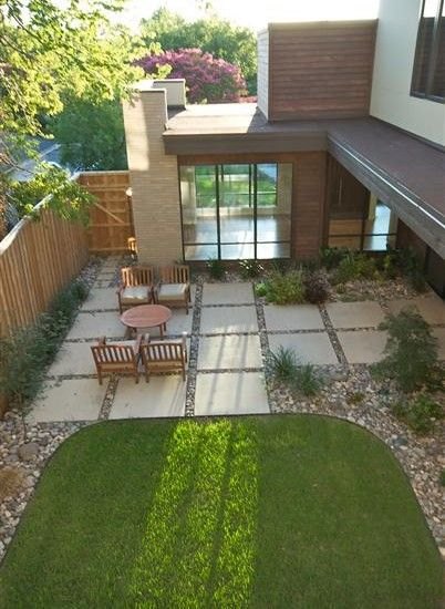 Modern Patio Design Pictures Remodel Decor And Ideas Page 11