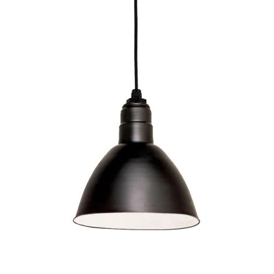 The Deep Bowl Warehouse Pendant Light Is Inspired By Industrial