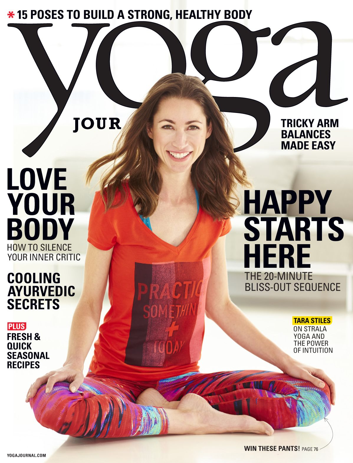 Q A With Strala Founder Tara Stiles With Images Yoga Journal