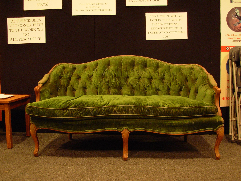 Vintage Green Sofa Ceni Seagr Green Sofa Sofas Article Modern Mid