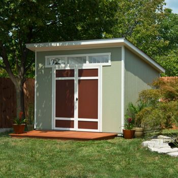 From Costco   Yardline Aston 10 Ft. X 7.5 Ft. Storage Shed
