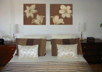 cuadros para dormitorios matrimoniales gemelos cuadros dormitorio