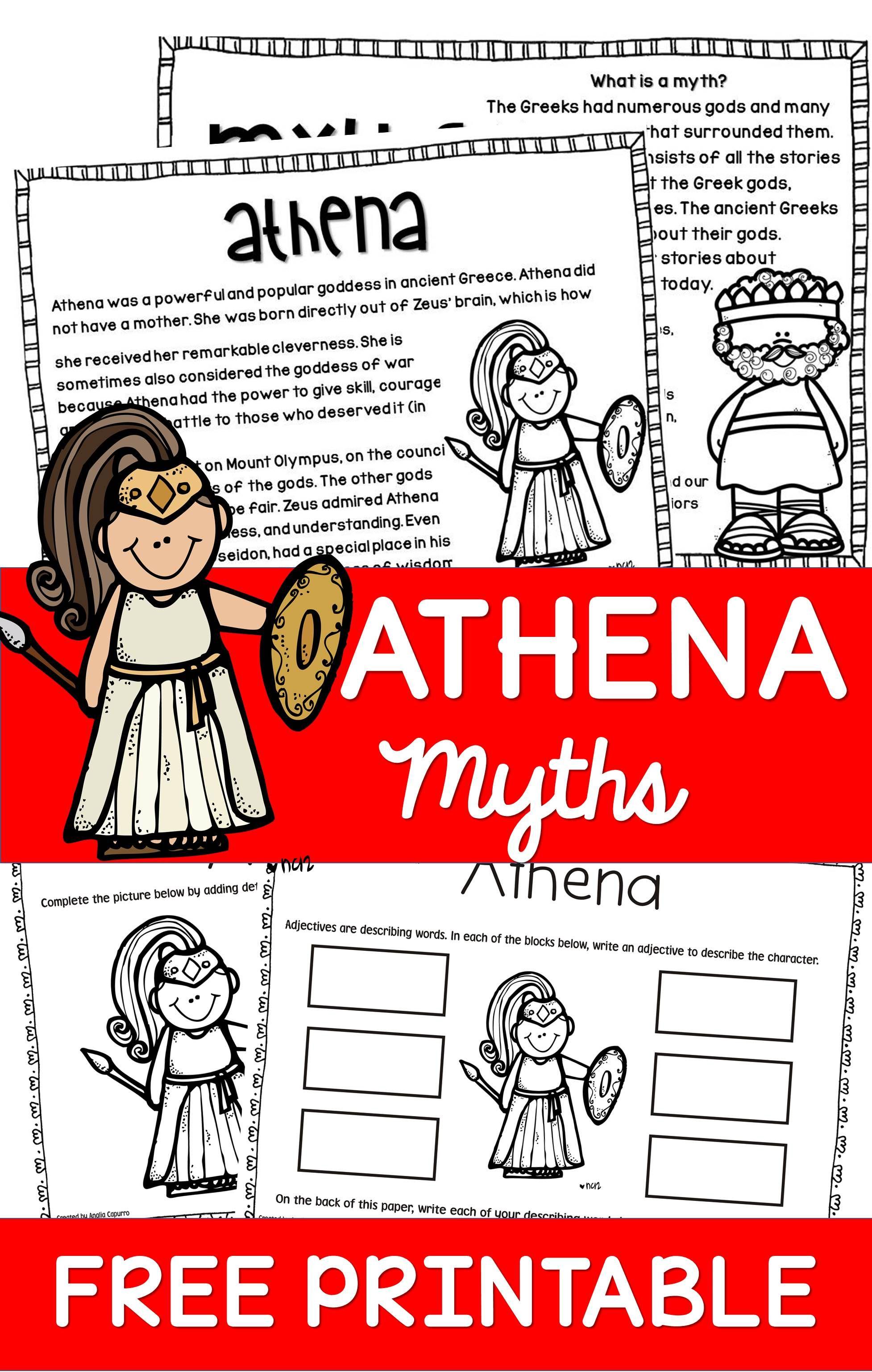 Free Myth Pack
