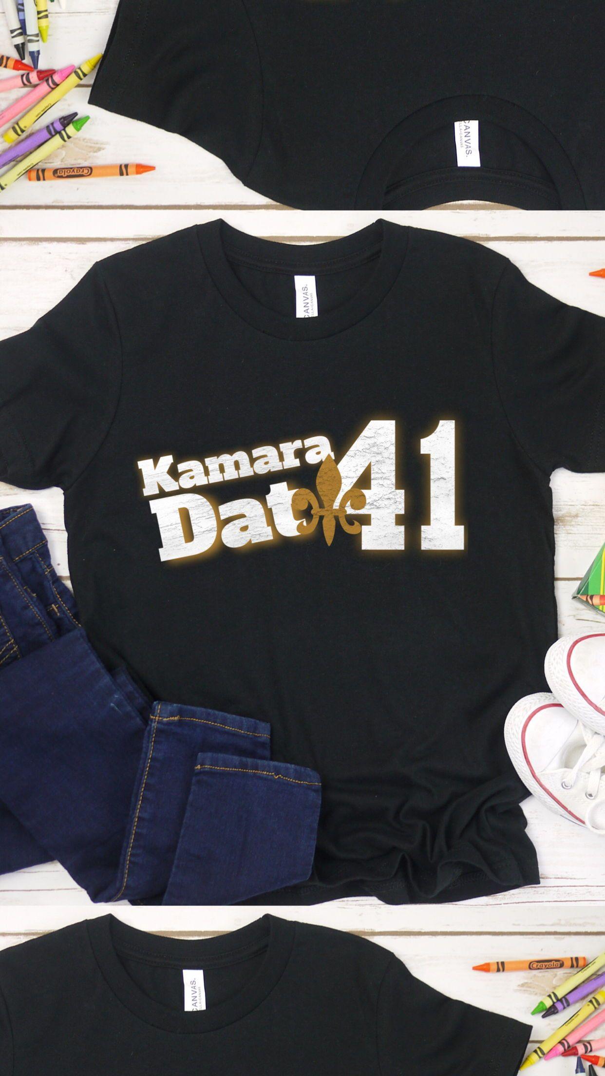 kids saints shirts