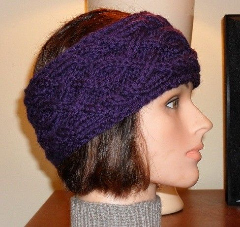 Free Crochet Head Warmer Pattern Head Warmer Headband Crochet