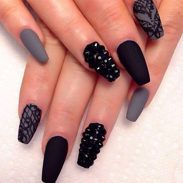 Heroine Nails : Photo   Nails   Pinterest   Nail photos, Makeup and ...