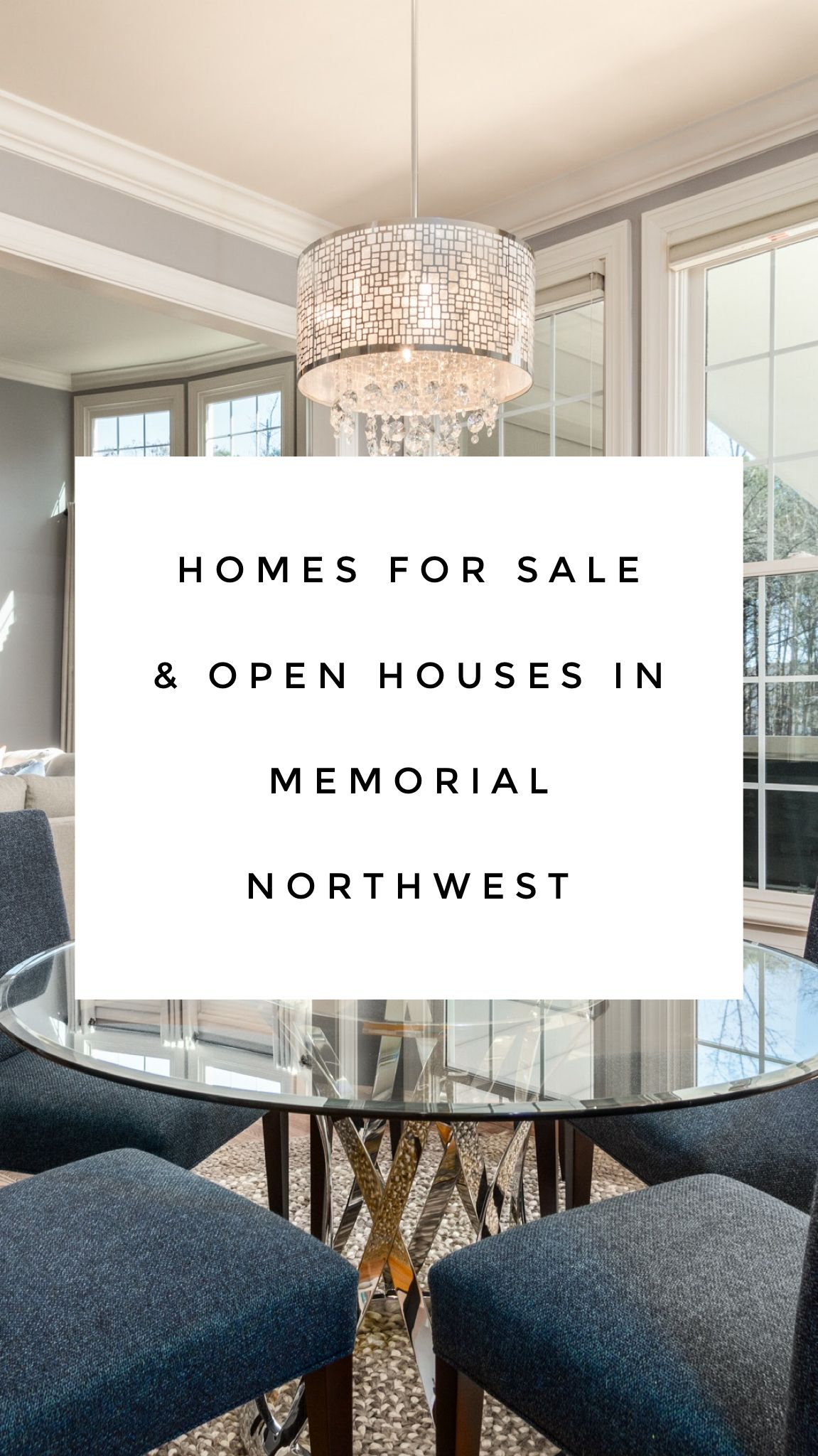 Homes for Sale & Open Houses in Memorial Northwest (With