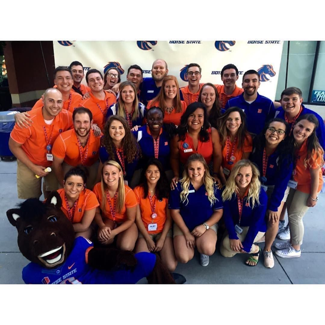 Bsu Graduation 2020.Thanks To Our Awesome Crew Of Orientation Leaders From This