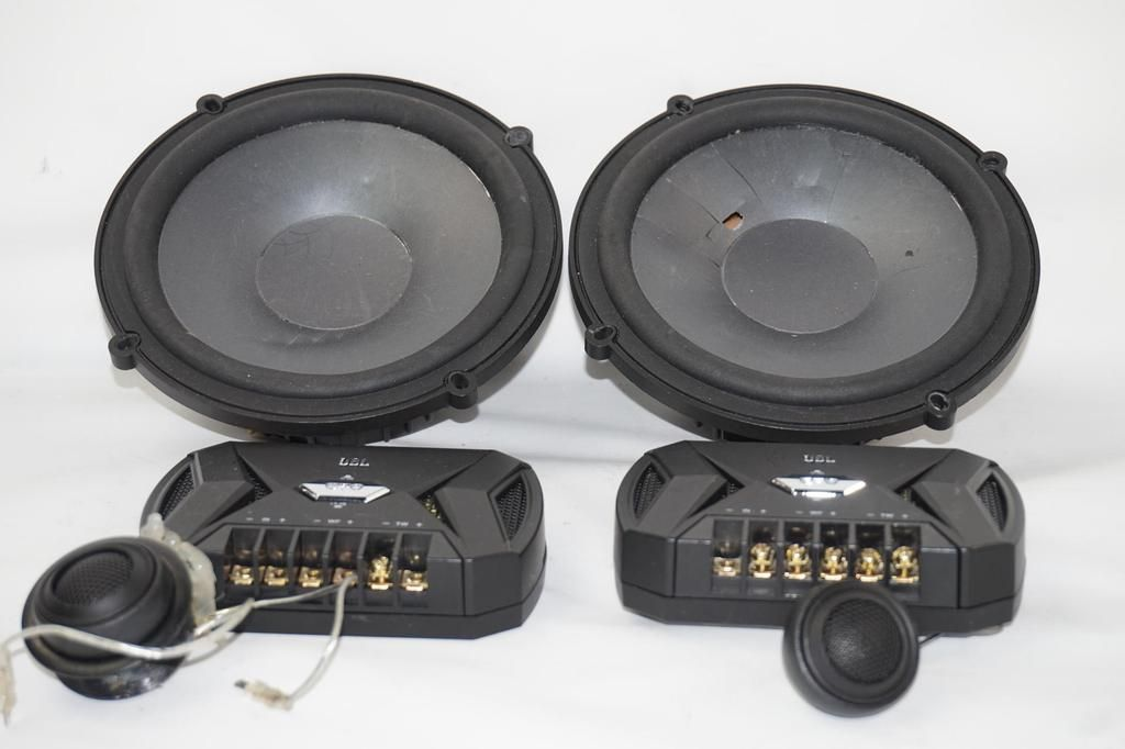 JBL GTO609C Premium 6.5-Inch Component Speaker System - Set of 2 - Used - Acceptable #componentspeakers