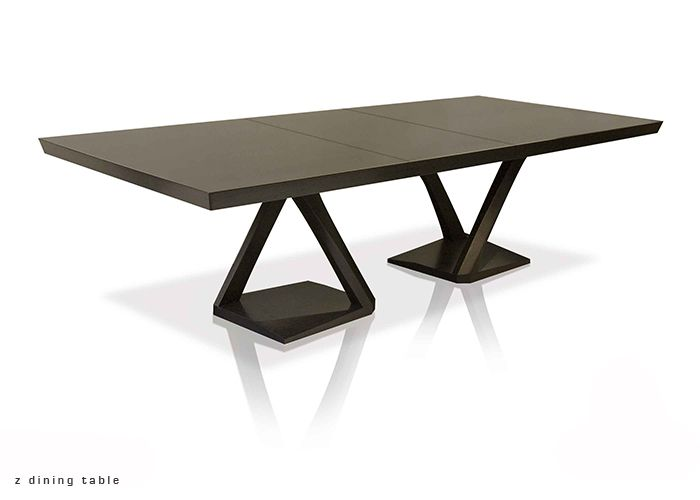 Z Dining Table | Hellman-Chang