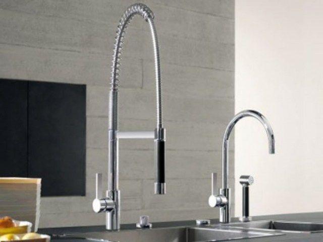 Dornbracht Kitchen Faucet With Images Faucet Kitchen Faucet