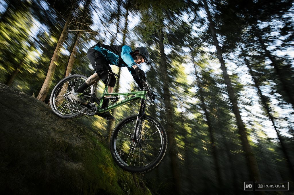 First Look: The SCOTT Genius LT 700 2015   Scott bikes