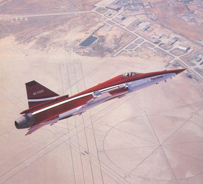 Northrop F 20