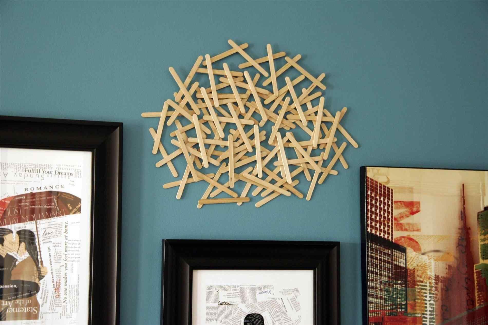 13 Diy Decorative Popsicle Sticks Ideas Breakpr Popsicle Stick Art Popsicle Stick Diy Ice Cream Stick