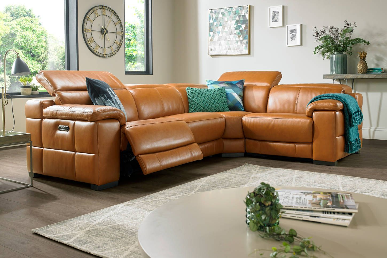 Laurence Sofology Sofa Flat Decor Leather Sofa