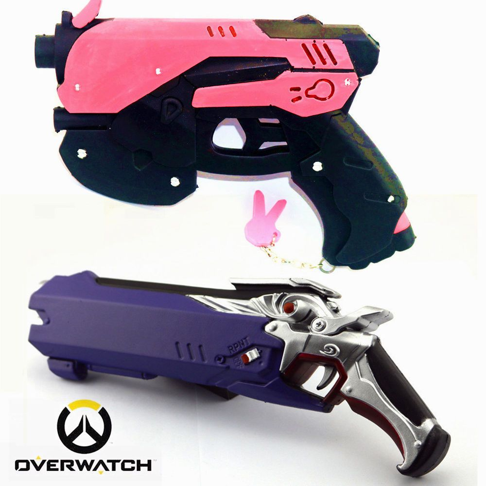 Novelty & Special Use Costume Props D.va Gun Headphone For Cosplay Weapon Hana Song D Va Prop Pistol Headset Accessories For Halloween Christmas Gift Dva
