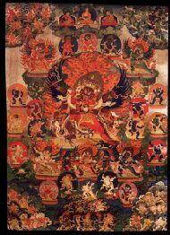 Shri Heruka (Eight Pronouncements) - Chemchog (HimalayanArt)