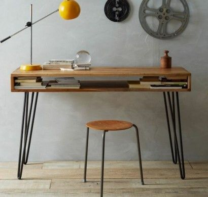 Büro schreibtisch selber bauen  DIY Projekte: Die folgenden Beispiele zeigen, wie Sie einen tollen ...