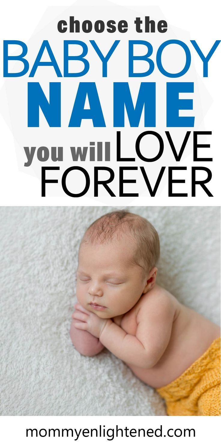 150+ Unique Baby Boy Names (includes origins and meanings!)