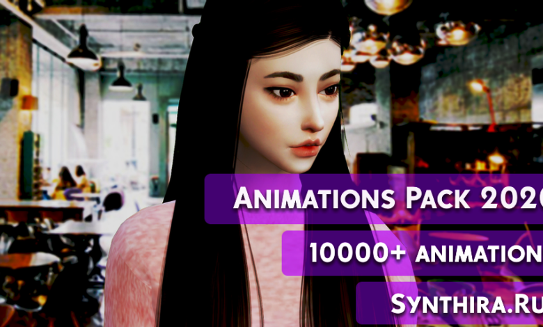 Animations whims sims 4 Best wicked