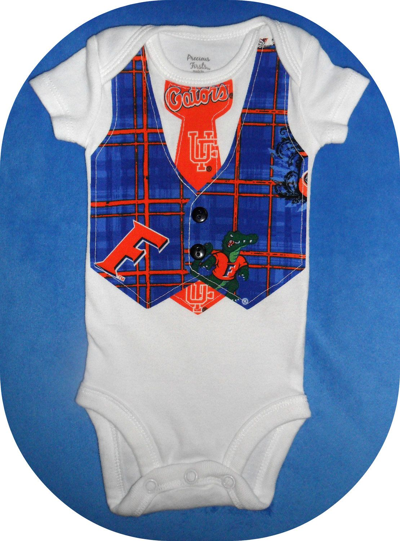 Baby boy football initial applique onesie bodysuit