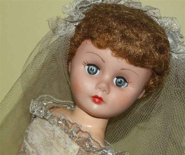 vintage bride doll vintage-christmas
