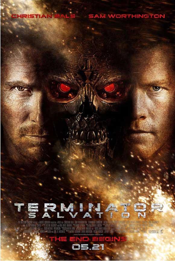 Terminator Salvation 27x40 Movie Poster 2009 Em 2020 Posteres