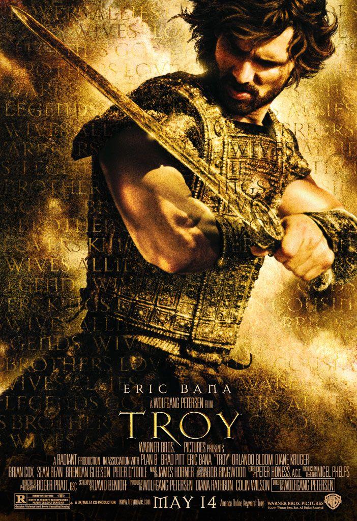 Troy Movie Troy Movie Eric Bana Troy Film