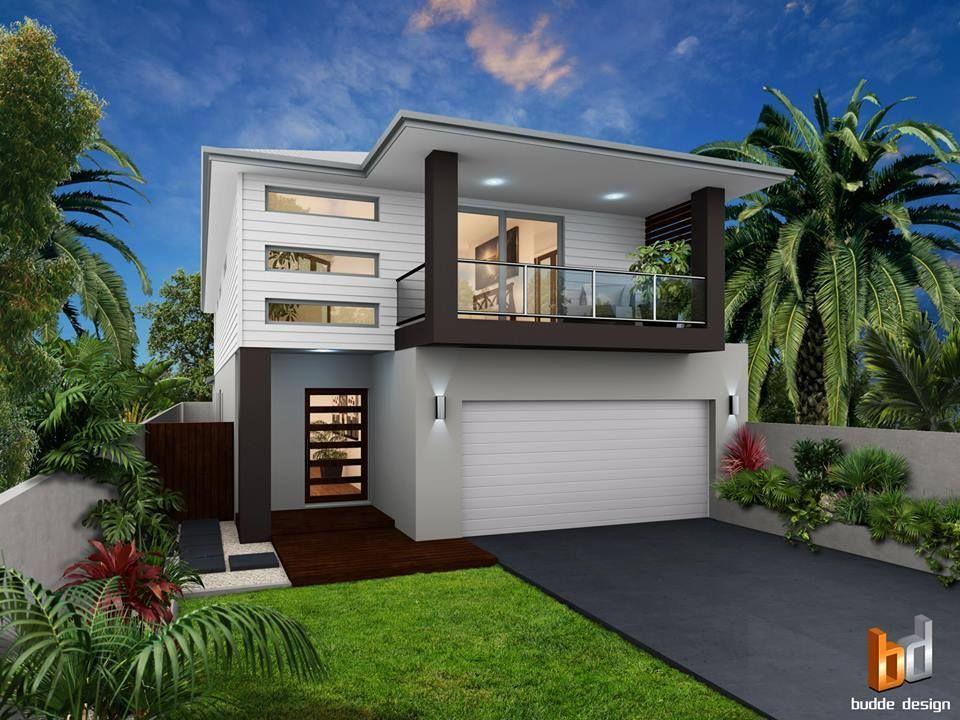 Minimal House Design By Budde Design
