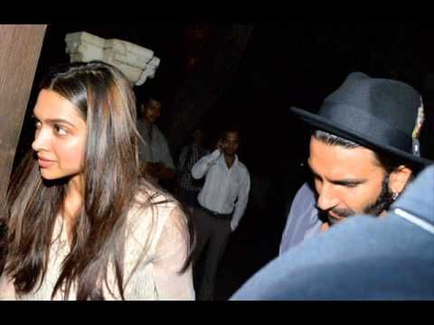 Deepika, Ranveer and the story of their romance