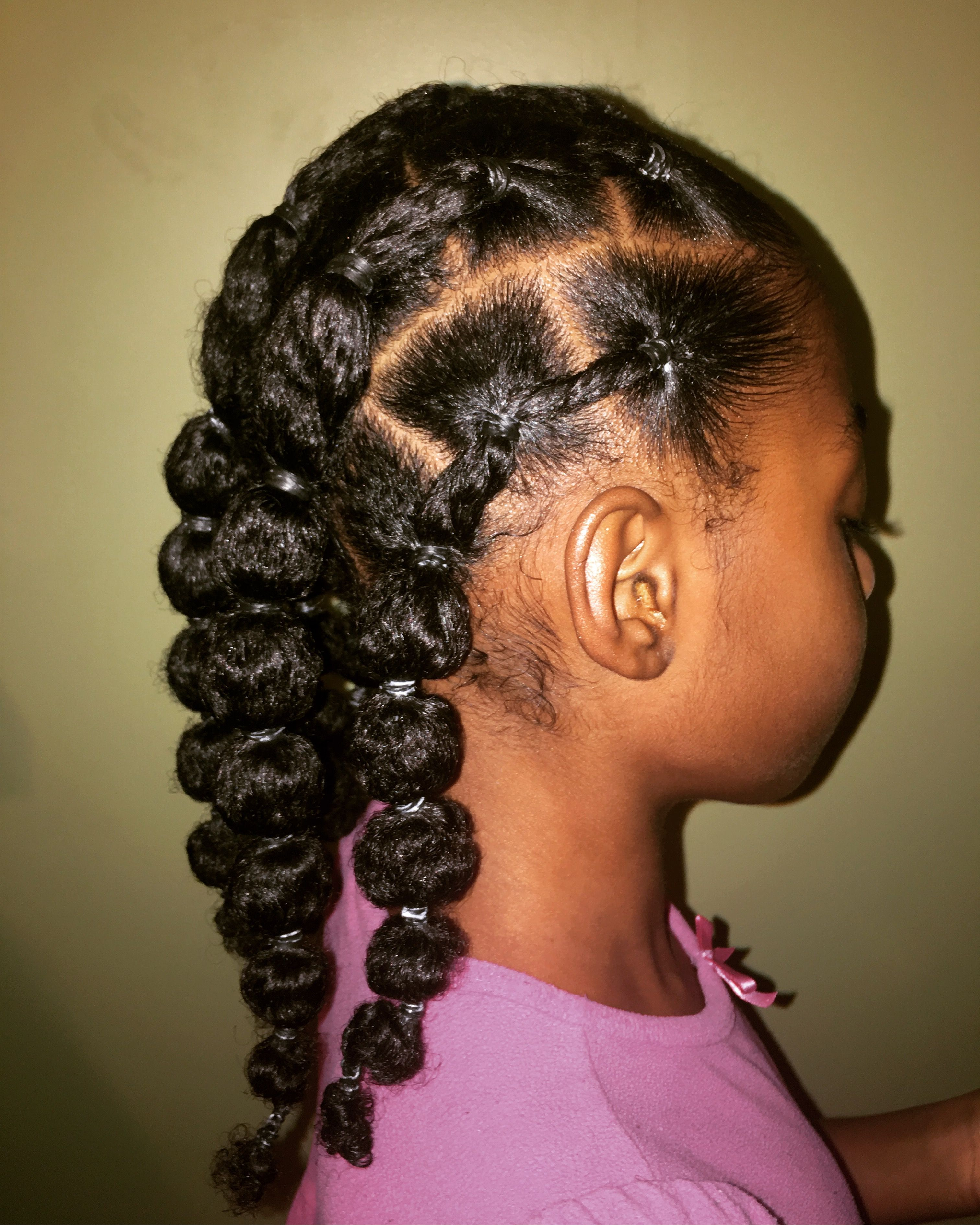 Cute little girls hair african american hair pinterest girl