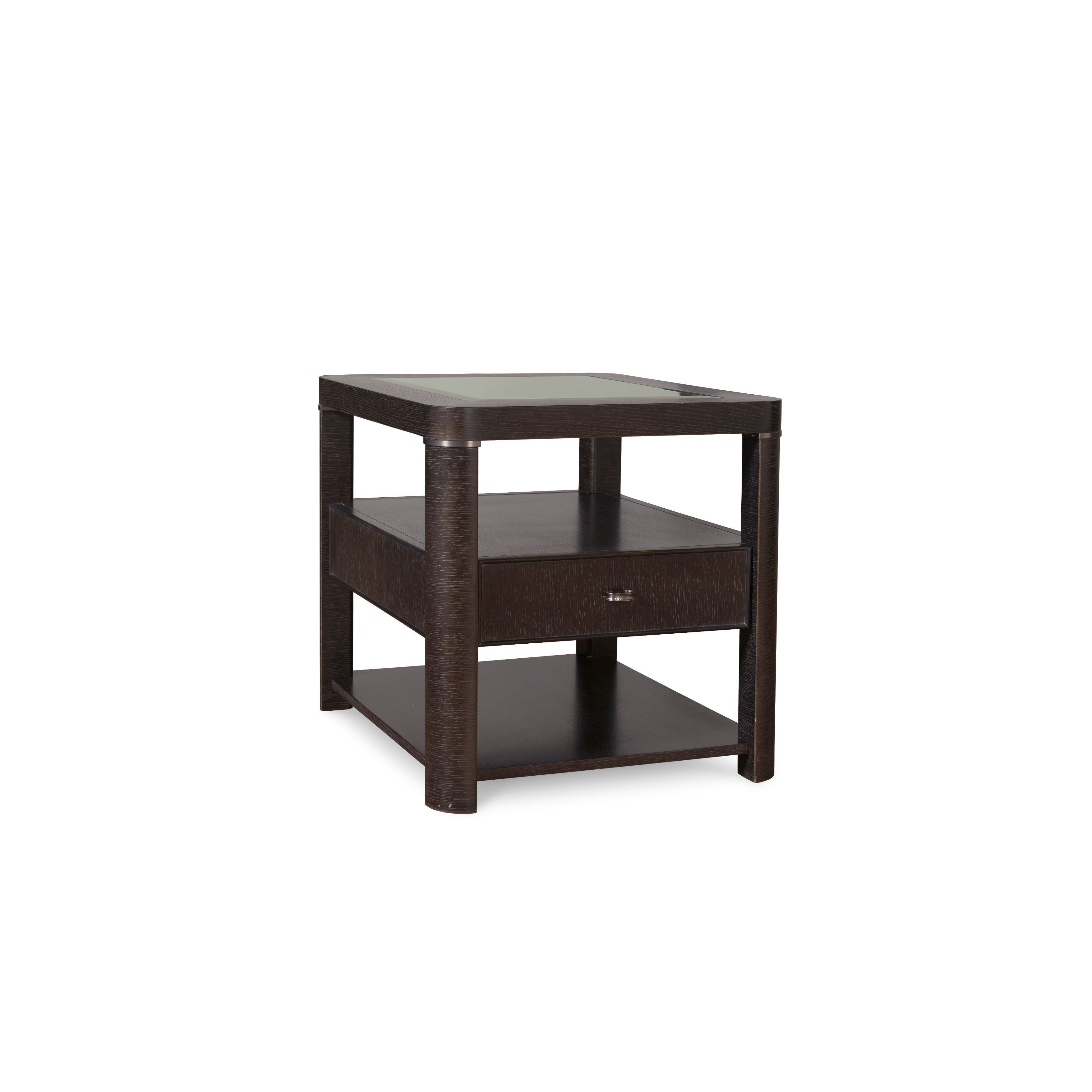 A.R.T. Furniture Greenpoint Coffee Bean Brown Wood Rectangular End Table By  A.R.T. Furniture