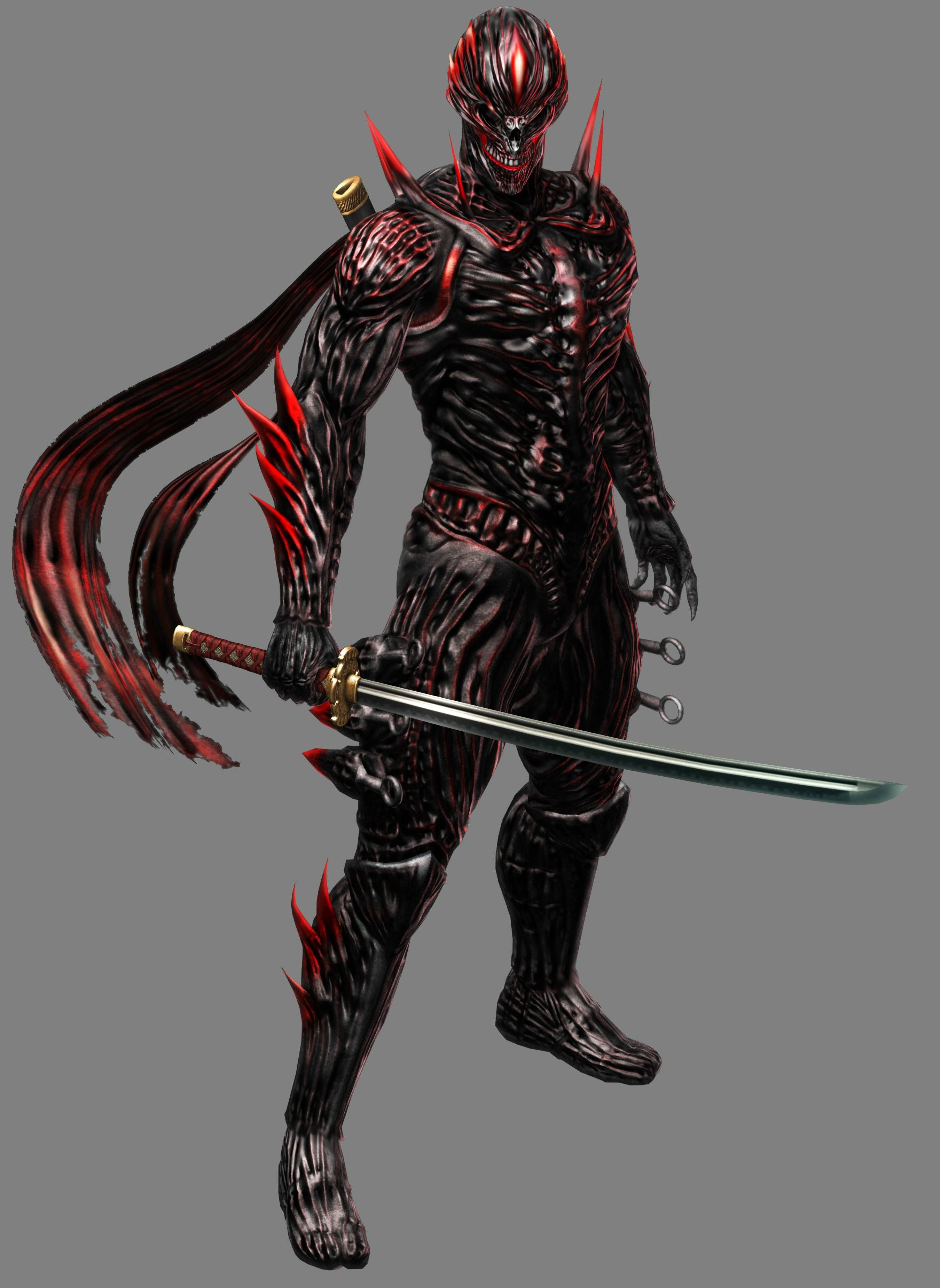 Ninja Gaiden 3 Razor S Edge Ps3 Xbox 360 High Res Character