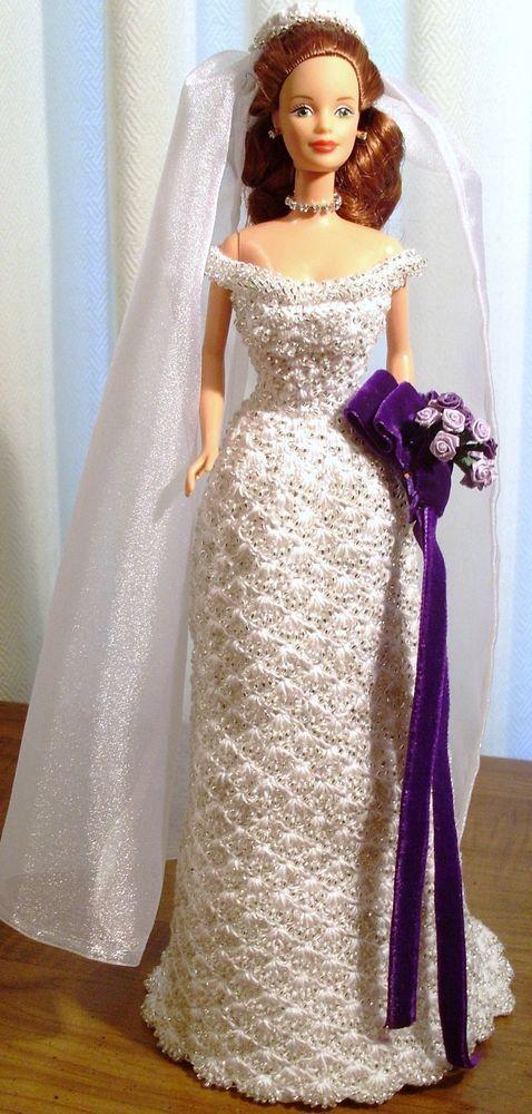 Bride Doll Barbie 102 Dollclothingaccessories
