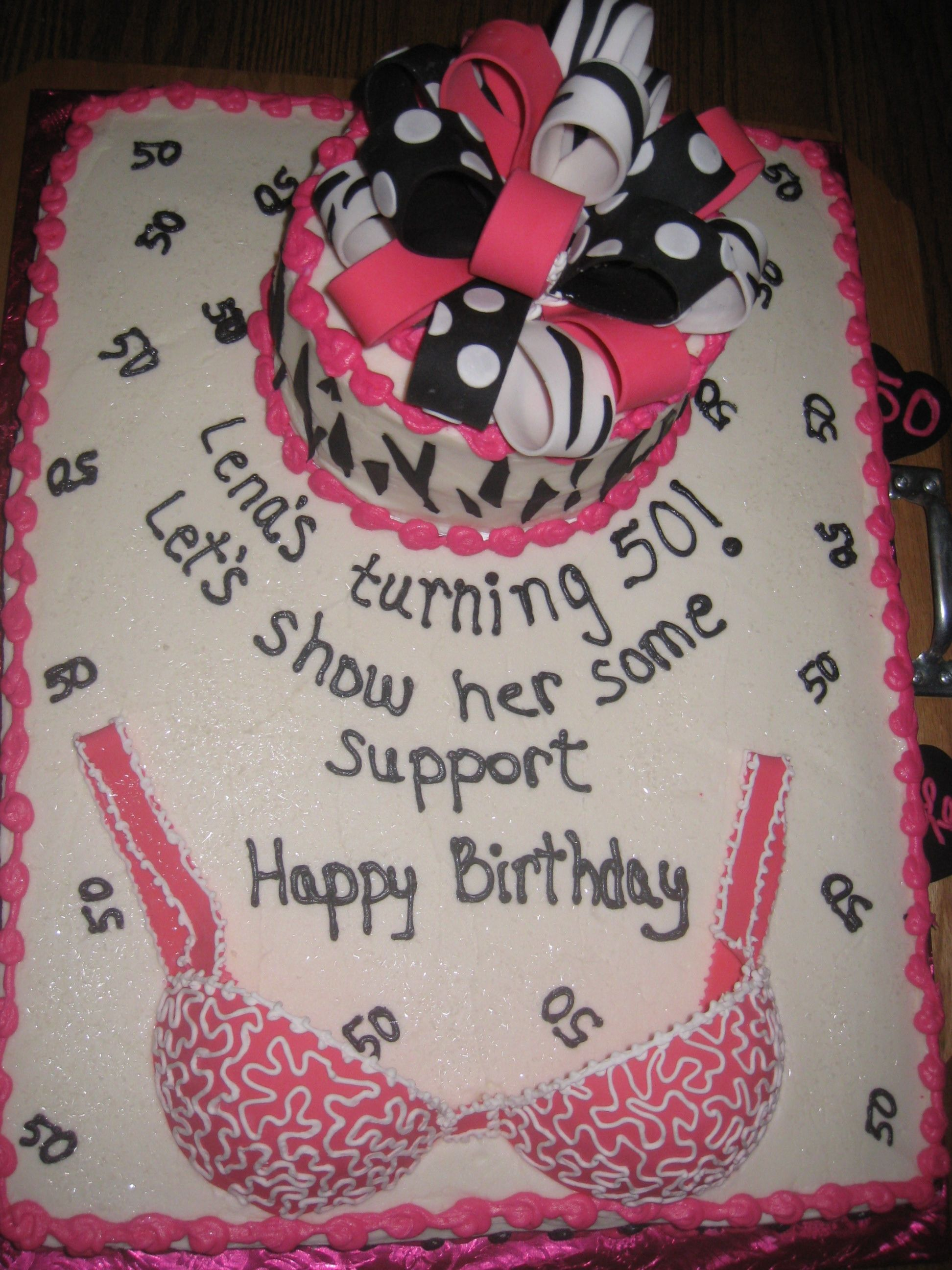 50th Birthday Cake With Images 50th Birthday Cake Funny