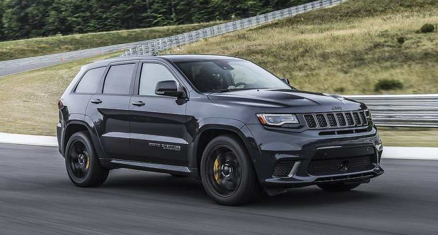 Jeep Grand Cherokee Trackhawk Pricing For South Africa Jeep