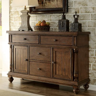 Sideboards U0026 Servers | Wayfair   Buy Buffet Tables, Buffets, Kitchen  Credenza Online