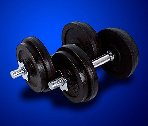Pair 65 Lbs Painted Cast Iron Adjustable Weight Dumbbells Set Kit 32 5lbsx2pcs Http Adjustabledumbbell Info Product Pair 65 Lbs Painted Cast Iron Adjustable W