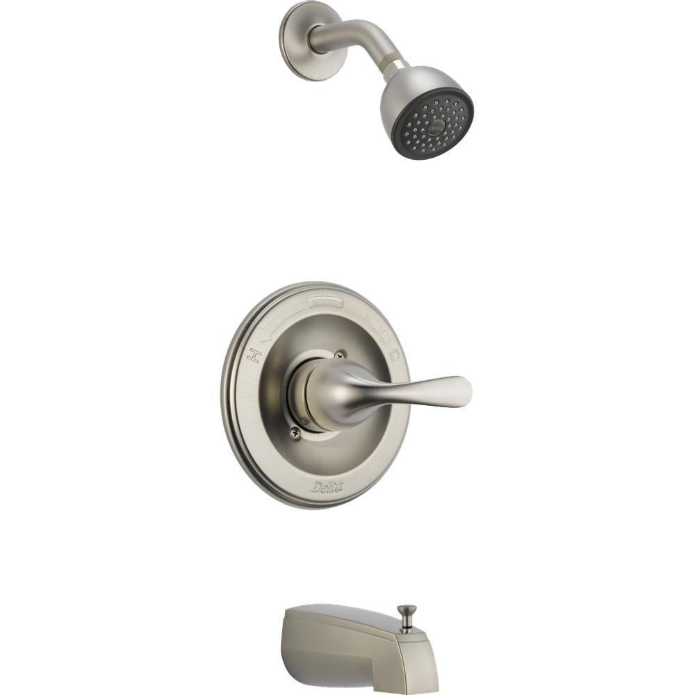Pin On Faucets Delta shower valve trim kit