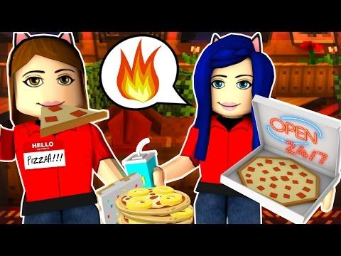 Making Our Own Pizza Tycoon Shop In Roblox Youtube Its Funneh