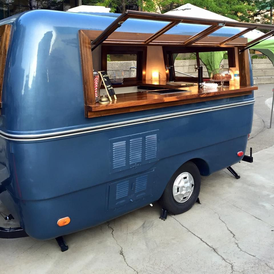 So neat windsoreats traveller their mobile bar is for Bar 96 food truck