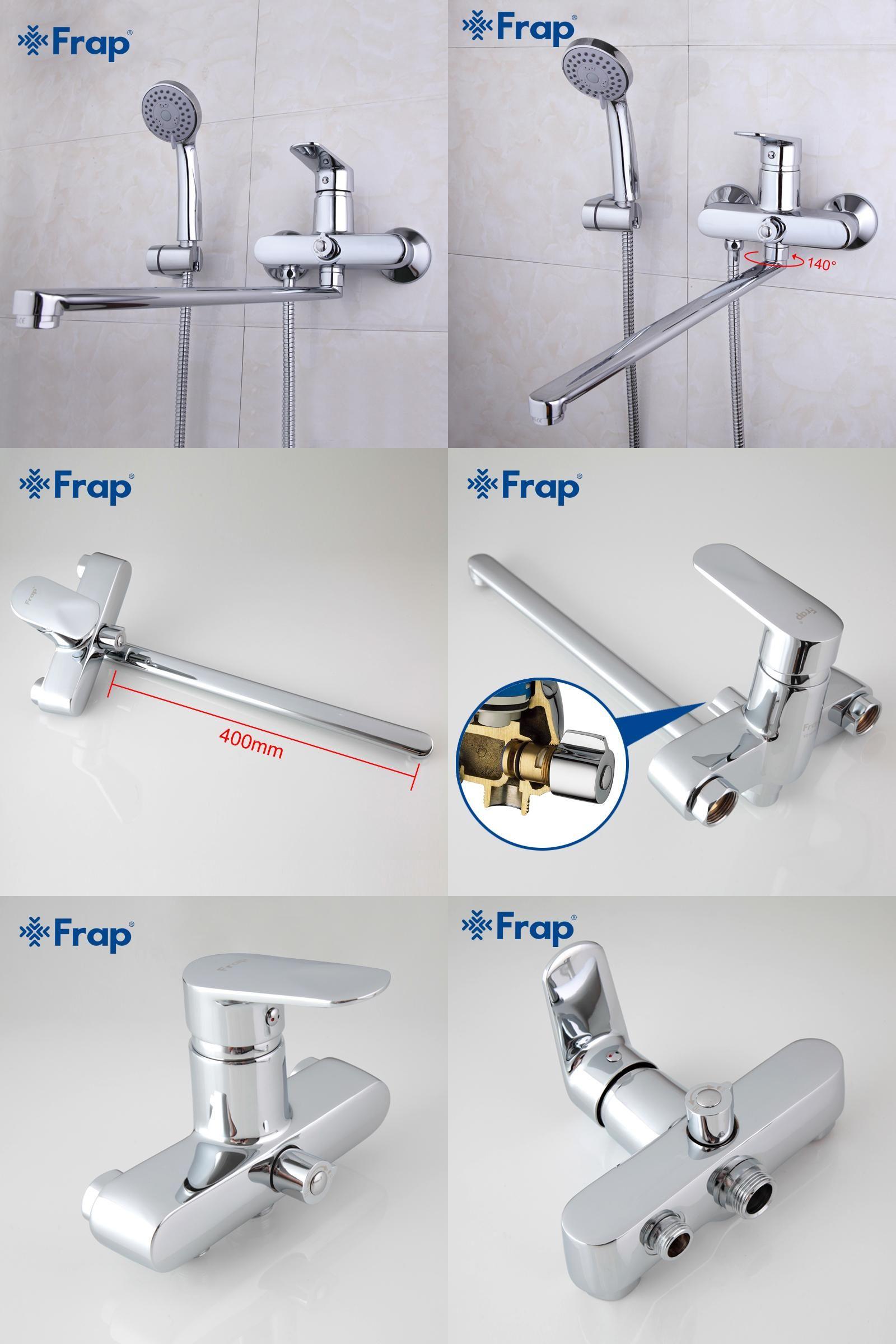 Frap High Quality Bathroom Mixer 40cm