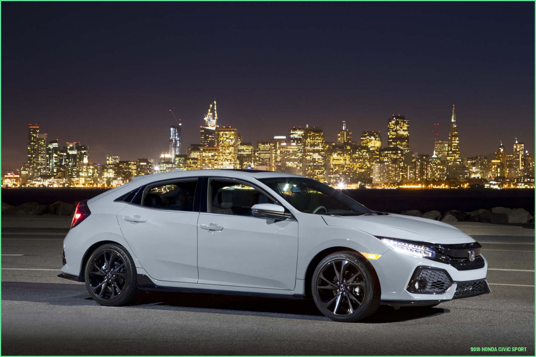 Seven Mind Numbing Facts About 8 Honda Civic Sport 8
