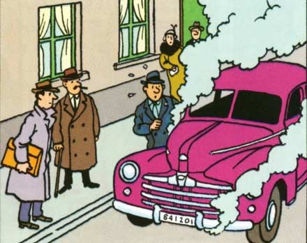 Land of Black Gold - 1948 Ford