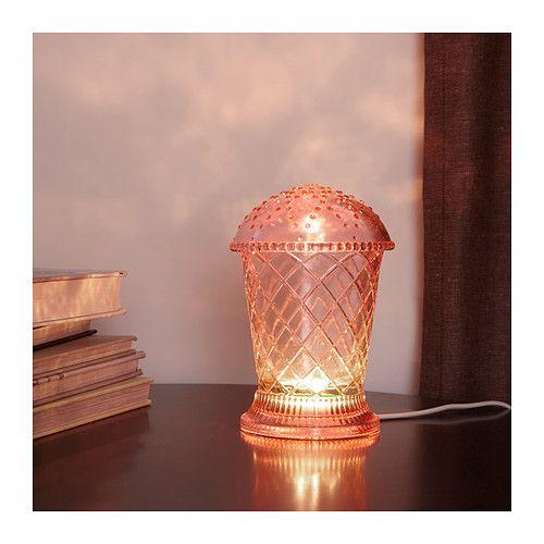 Varby Lampe De Table A Led Ikea Memoires D Une Marionnette
