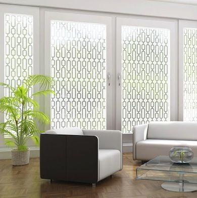 Ideas para decorar cristales de ventanas | Deco | Pinterest ...